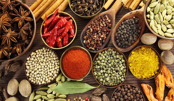 Spezie ed aromi