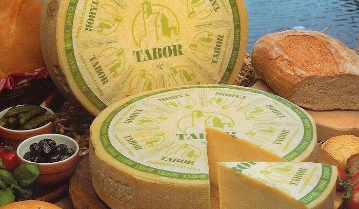 Tabor, caratteristiche e ricette