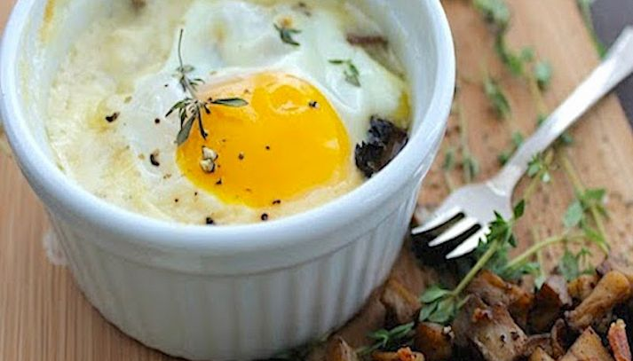 Uova alla crema