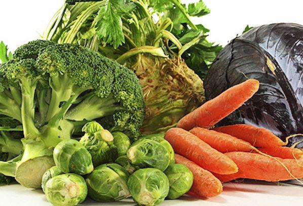Verdure contro il freddo