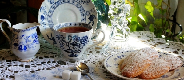 Il tè in Francia