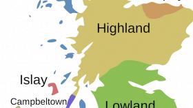 Le zone di produzione del whisky: Islay