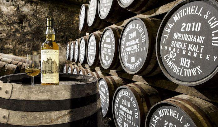 Le zone di produzione del whisky: Lowland