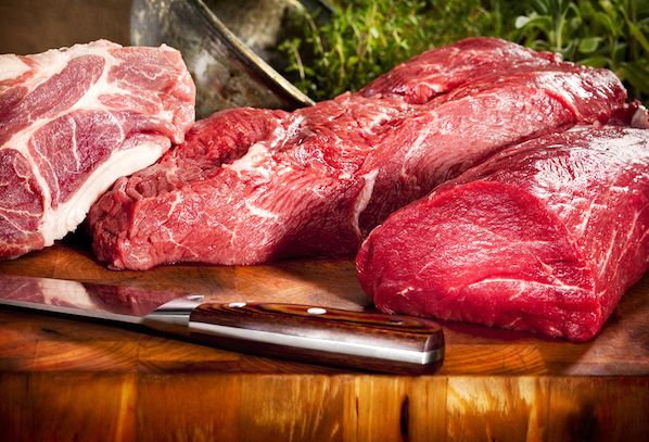 Le proprietà della carne che fanno bene alla salute