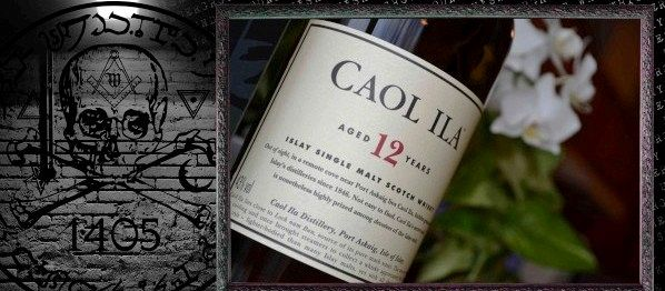 Recensioni whisky: Caol Ila 12 years old