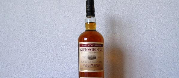 Recensioni whisky: Glenmorangie Port Wood Finish