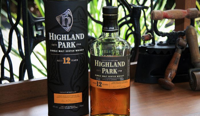 Recensioni whisky: Highland Park 12 years old