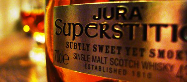 Recensioni whisky: Jura Superstition