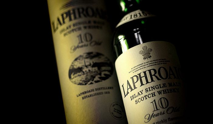 Recensioni whisky: Laphroaig 10 years old