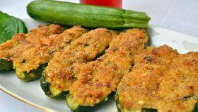 Ottimo contorno vegetariano di zucchine da fare al forno