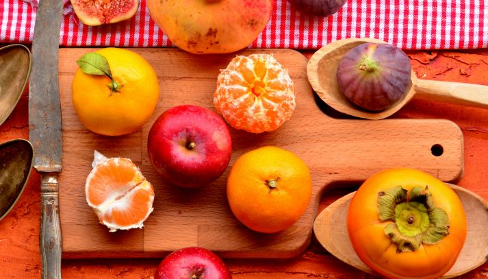 Frutta e verdura del mese di Gennaio