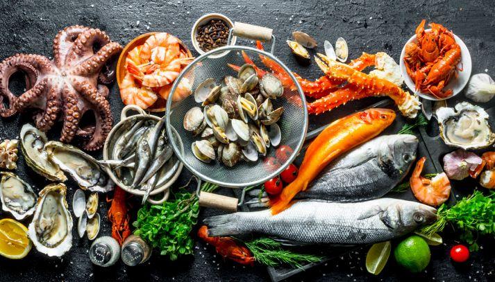 La salute ci arriva dal mare