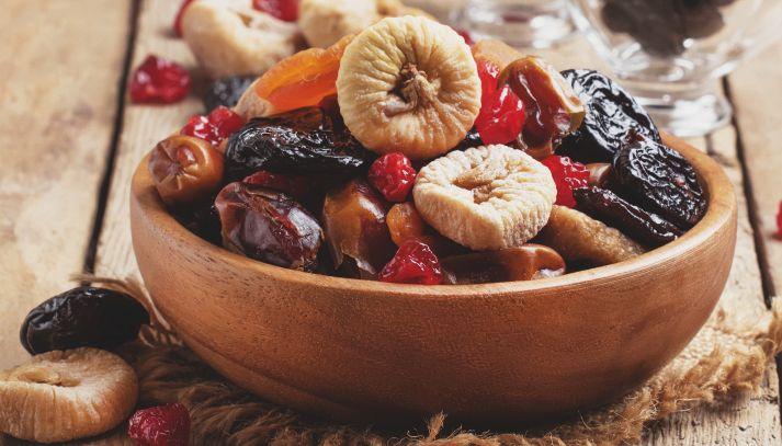 Frutta secca, le proprietà benefiche