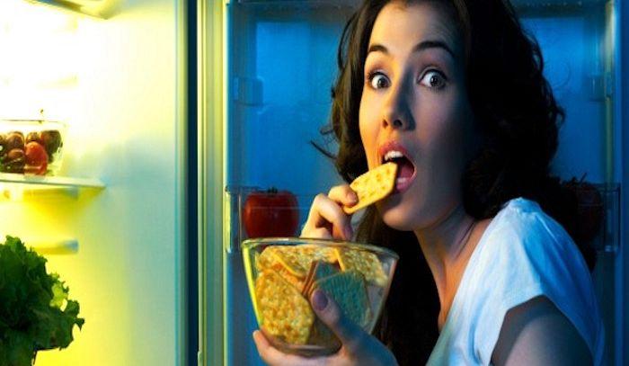 La dieta anti-fame nervosa