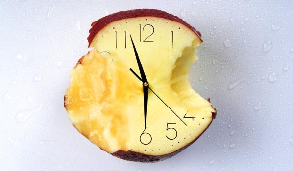 La cronodieta: un'ora per mangiare