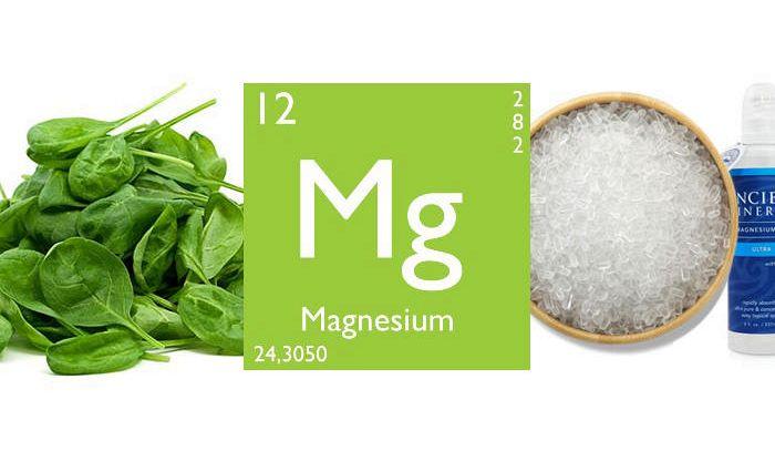 Aiutiamo cuore e cervello col magnesio