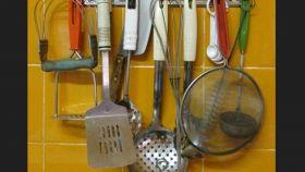 Cucina: allarme utensili