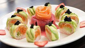 Il vademecum del sushi