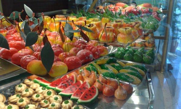 La frutta di Martorana, un modo dolce palermitano di onorare i morti