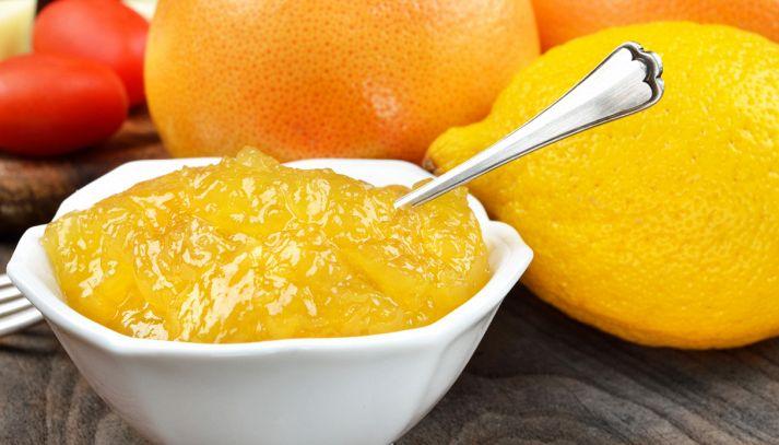 Marmellata con limoni, versione classica