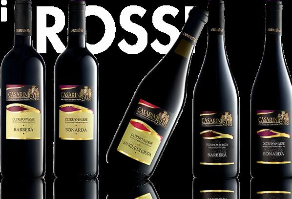 I vini DOC dell'Oltrepò Pavese in Lombardia
