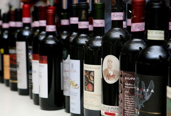 I vini DOC della Valtellina in Lombardia