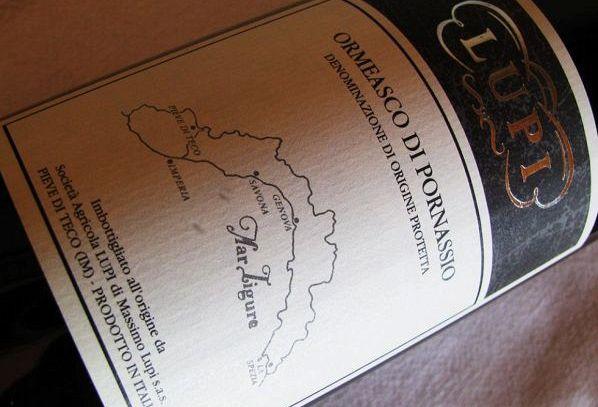 I vini DOC del Ponente in Liguria