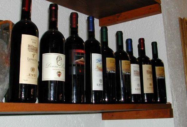 I vini DOC della Calabria