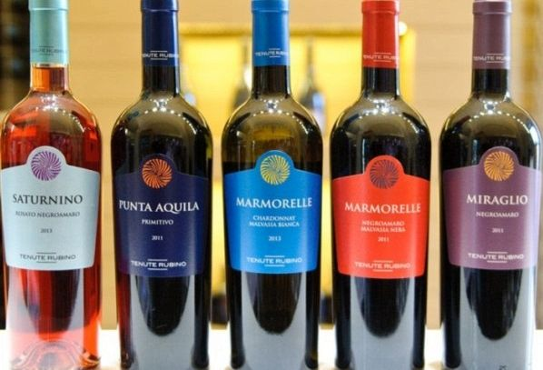 I vini DOC della Puglia