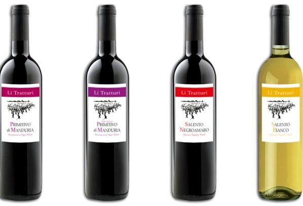 Risultati immagini per immagine di vini pugliesi