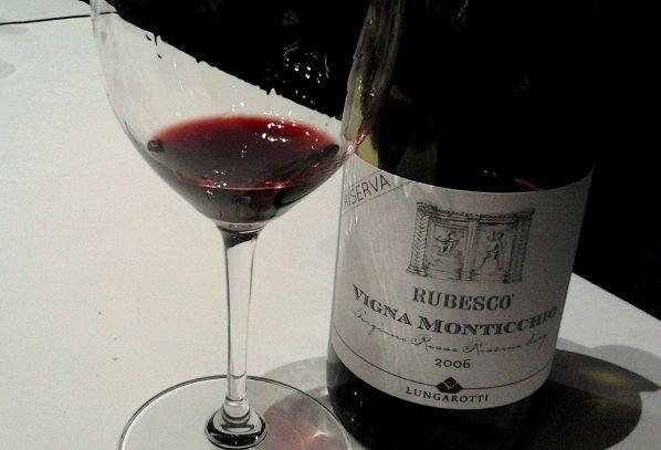 I vini DOC di Perugia in Umbria