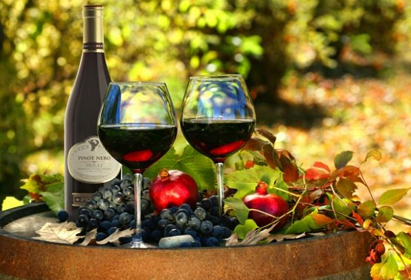 I vini DOC di Pordenone nel Friuli Venezia Giulia