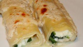 Cannelloni ripieni, una ricetta di pasta al forno