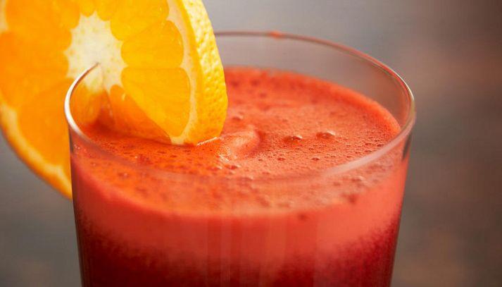 Frullato di frutta e verdure