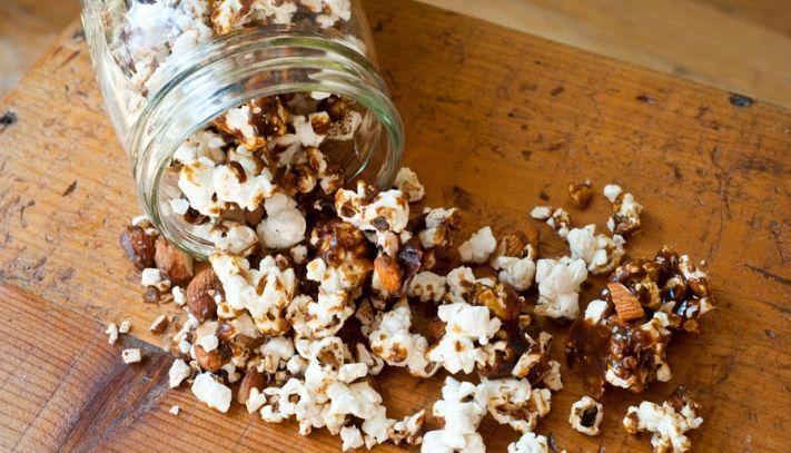 Popcorn allo zenzero