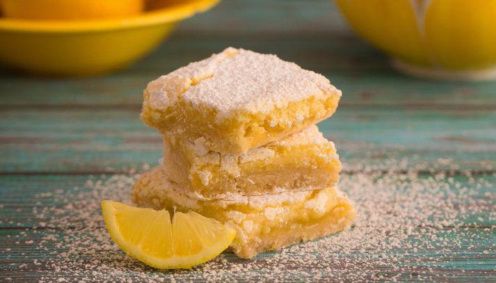 Bocconcini al limone