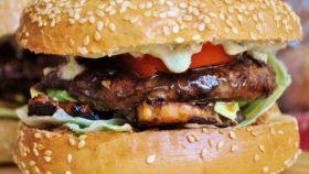 Burger di tempeh