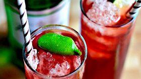 Gin and tonic alla melagrana