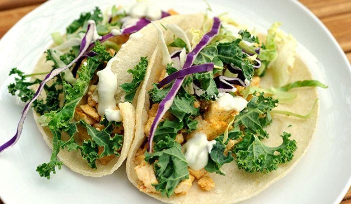 Tacos al tofu