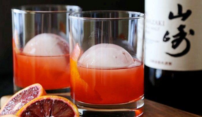 Whisky all'arancia