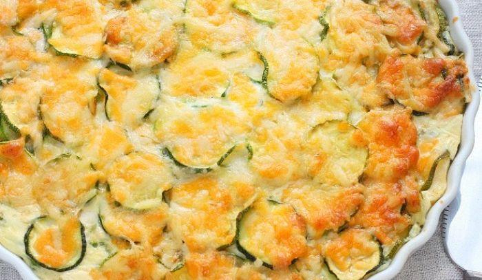 Quiche di zucchine