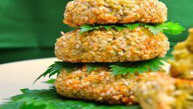 Crocchette di pesce vegane