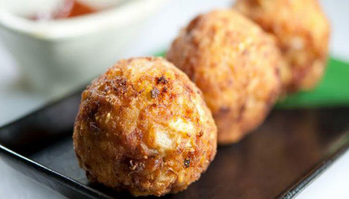 Finger Food: Bocconcini di Tonno fritto