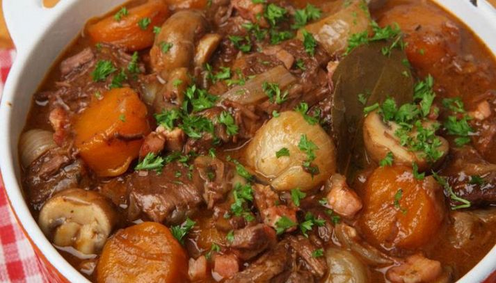 Ragù di carne e verdure