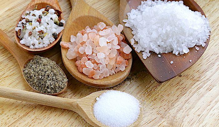 Tipologie di sale