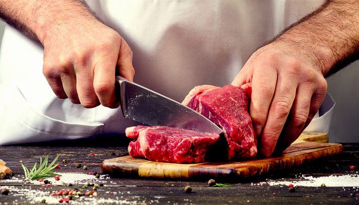 Come tagliare correttamente gli alimenti