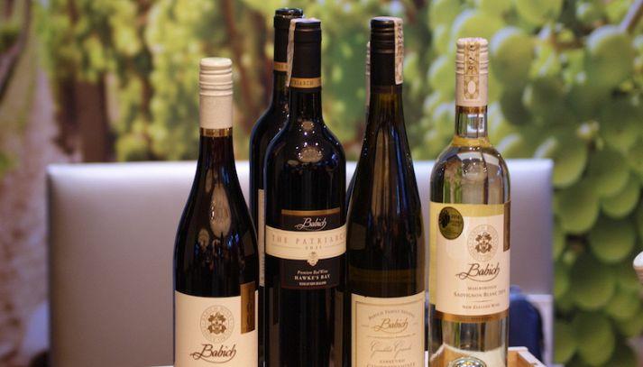 I vini della Nuova Zelanda