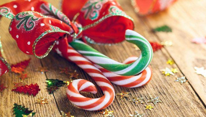 Bastoncini di Natale
