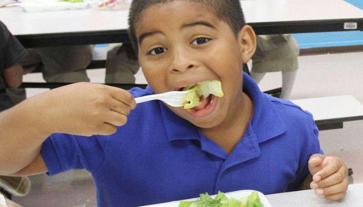 L'alimentazione del giovane studente