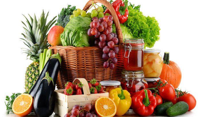 La dieta per gli over 70